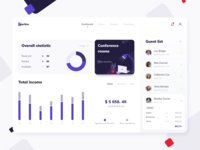 Parline - Web app concept