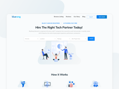 Hire the right tech partner today