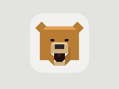 BlockBear for iOS ad blocker bear app icon
