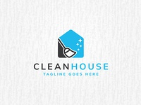 clean house logo