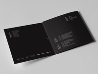 Booklet for Software Development Company