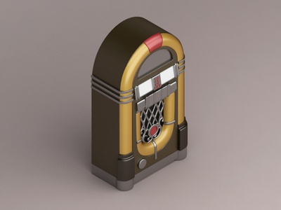 Model 1015 jukebox, 1946