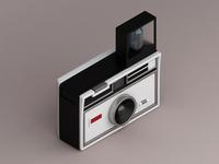 Kodac Instamatic 100, 1963