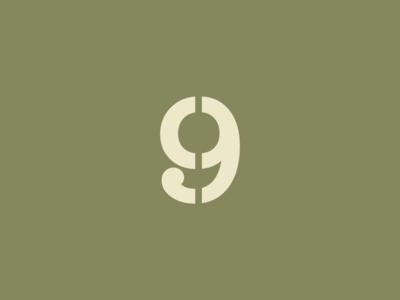 9 typography experiment