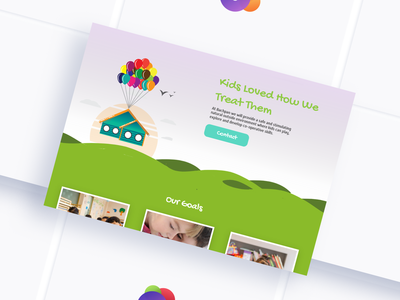 Bachpan- Preschool Website UI