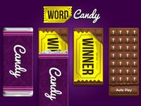 Chocolate Game Concept Artwork