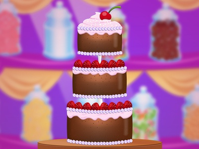 Cake cake sweets candy android tablet ios game