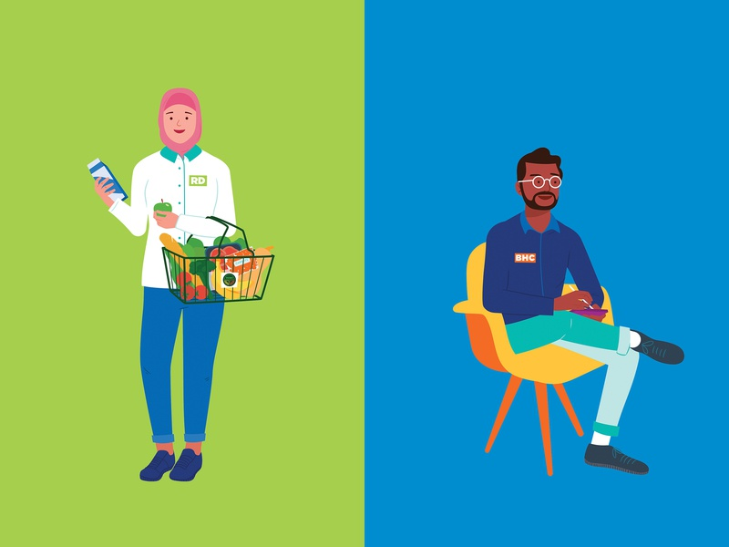 Primary Care Network Practitioners By Rachel Beyer On Dribbble