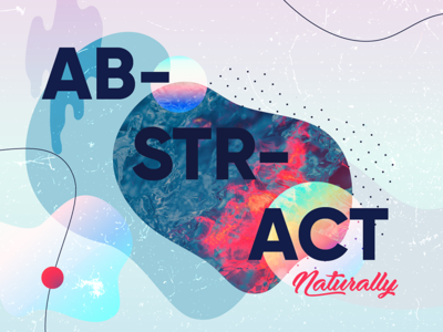 Abstract Design Trend 2018