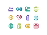 Dnafit Icons Fitness