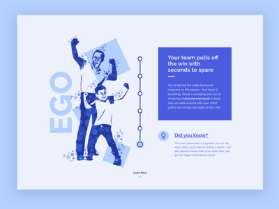 World Cup Emotions - Ego