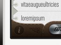 iOS App Concept Design.