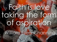 Faith Is Love Recovery Quotes