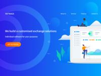 Custom blockchain solutions