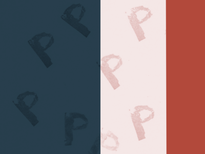 P by Sarah Collett via dribbble