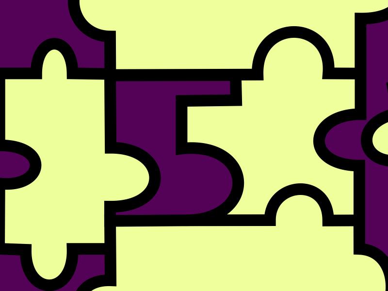 5 Jigsaw typehue jigsaw 5