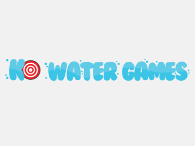 KO Water Games Logo games water ko mock logo ko water games