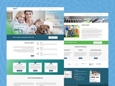 I Want SMART wordpress web development web design website