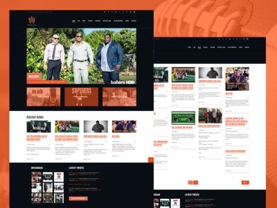 Spice Adams wordpress web development web design website