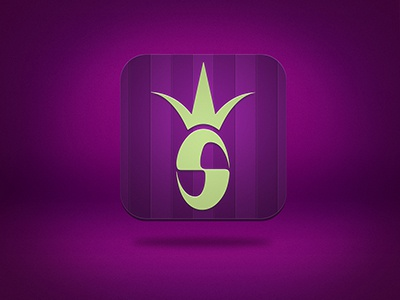 Sebastians knows sebastians ios icon purple crowns
