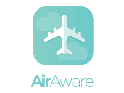 Surely you can't be serious airplane icon flat greenish