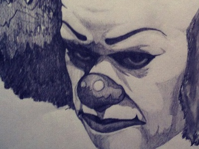 Pennywise pennywise horror clowns it childhood nightmare king