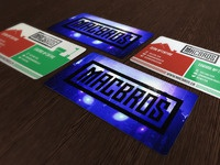 Macbros cards