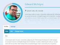 E-Learning WordPress - BuddyPress Student Profile