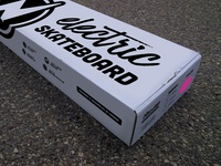 NRG Labs Electric Skateboad Box Mockup WIP