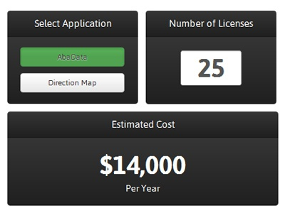Responsive Pricing Calculator - WIP by Edward McIntyre