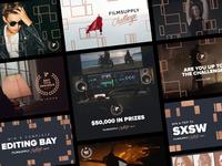 Filmsupply Challenge Ads