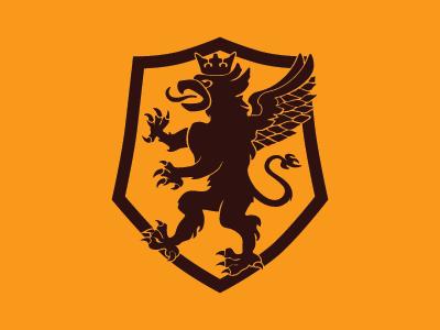 Griffin - Logo & Branding branding identity logo griffin