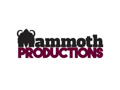 Mammoth Productions Logo icon logotype productions mammoth design logo