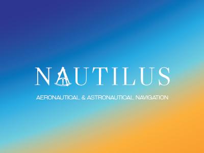 Nautilus Rebranding navigation space technology science branding logo