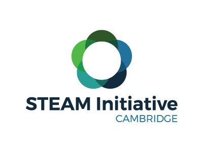 STEAM Initiative Logo science math arts engineering logo technology school education