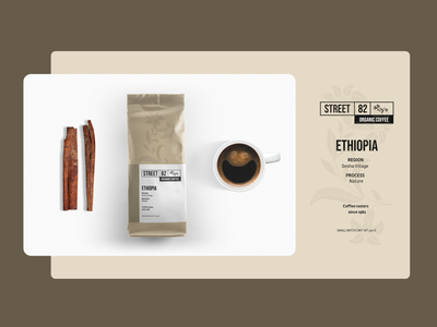 Street 82 Coffee packaging designer freelance fly creative branding package design art packaging coffee packaging design logo new design poster art poster montreal creativity 2020 photoshop canada