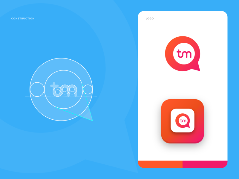 Txt Me - App Icon by Prateesh on Dribbble