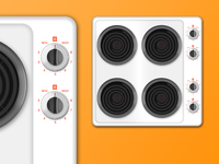Stove Icon for upcoming app