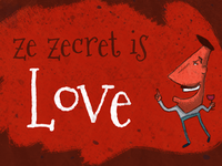 Ze Zecret is Love