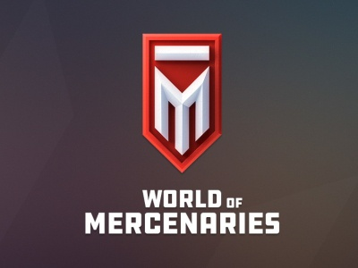 three concepts game MERCENARIES ui battle world of tanks poster graphic design design illustration game sketch concept