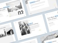 Web design exercises-SEM