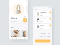 UI Kit_E-commerce App