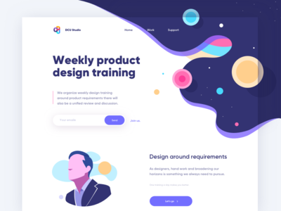 Design community concept for DCU