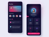 Social App_Dark