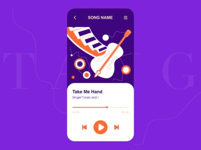 UI-  music