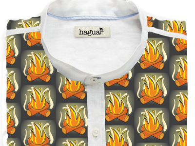 haguaii - your pants are fine, your shirt's on fire