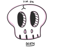 My second skeleton