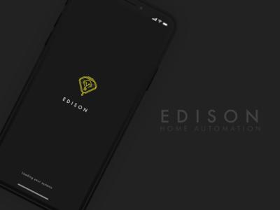 Edison Splash Screen
