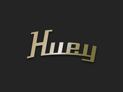 Huey Fab 2 car logo retro