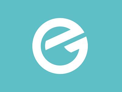 EG Branding badge circle branding logo eg
